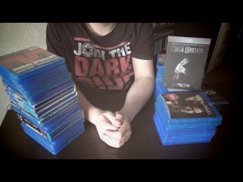 Моя коллекция фильмов на Blu Ray. Часть 1