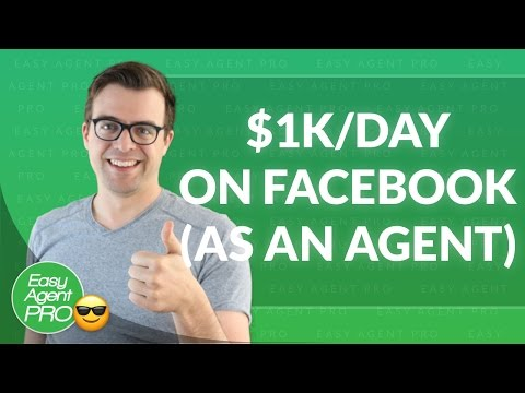 How To (PROFITABLY) Spend $1k/DAY On Real Estate Advertising