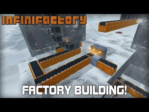 Building Factories for our Alien Overlords! (Infinifactory #01)