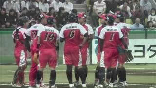 日米対抗ソフトボール2016 3rd Round(シェルコムせんだい)