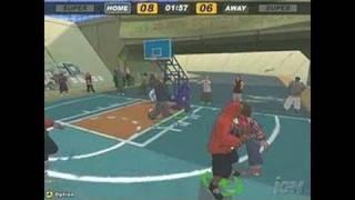 FreeStyle Street Basketball PC Games Gameplay - E3 06