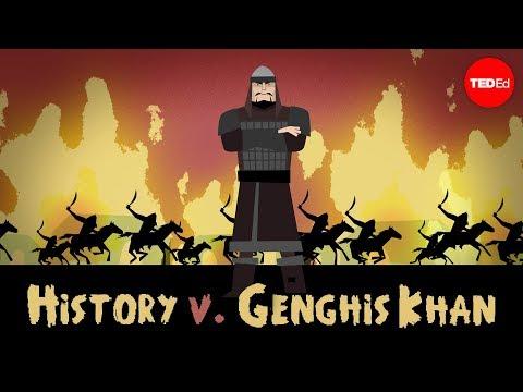 Video image: History vs. Genghis Khan - Alex Gendler