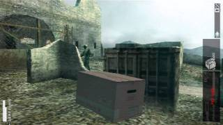 Metal Gear Solid Peace Walker Demo - Ops /  Infiltrate the Mountain Facility Mission