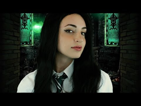 [ASMR] Welcome to Slytherin! | Choose Your Own Adventure