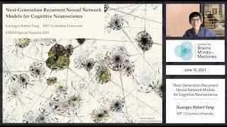 Next-generation recurrent network models for cognitive neuroscience