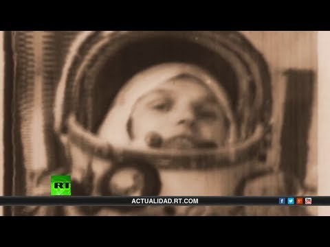 "Tereshkova, alias ""La gaviota"" - Documental de RT"