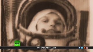 """Tereshkova, alias """"La gaviota"""" - Documental de RT"""