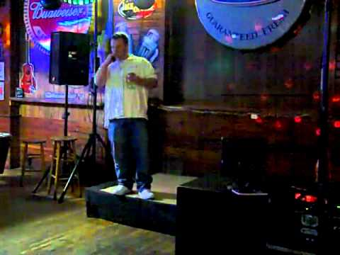 "Todd Sings ""Glycerine"" by Bush - Karaoke videos"