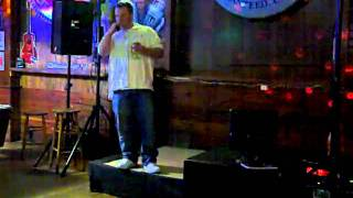 "Todd Sings ""Glycerine"" by Bush - Karaoke videos"