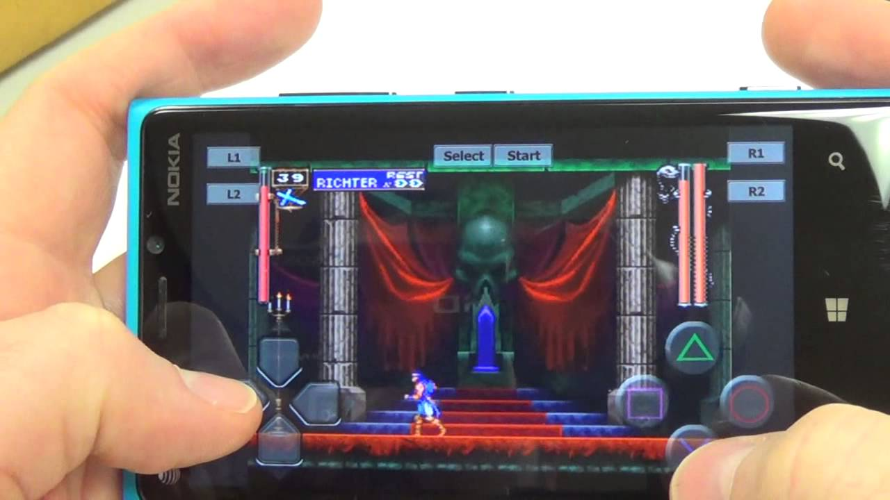 Emipsx the first playstation emulator for windows phone 8 youtube
