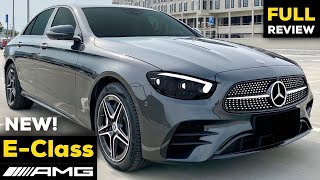2021 MERCEDES E Class AMG E300e Full In-Depth Review DRIVE Exterior Interior 4MATIC