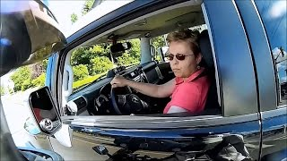 Road Rage - Texting and Driving