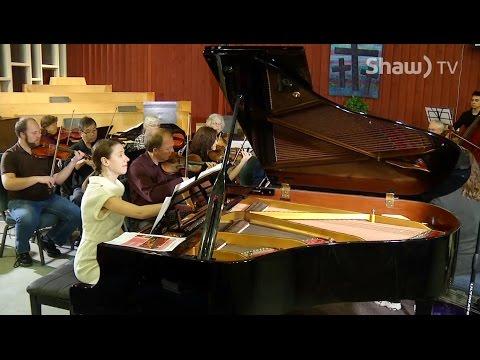 Nanaimo Chamber Orchestra featuring Sarah Hagen