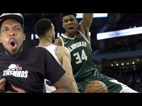 GIANNIS DROPS 50 & BABYS SIMMONS! BUCKS vs SIXERS HIGHLIGHTS
