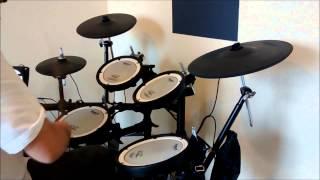 NIKENE - cover drum -  lambe an dro -  Matmatah