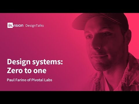 DesignTalk Ep. 65: Design Systems—Zero To One