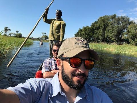 Botswana Self-Driving Safari - Part 3 & Outtakes