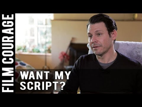 What Does A Screenwriter Do With A Finished Screenplay? by Blayne Weaver