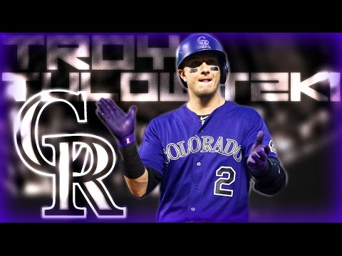 Troy Tulowitzki | 2014 Flashback Highlights ᴴᴰ