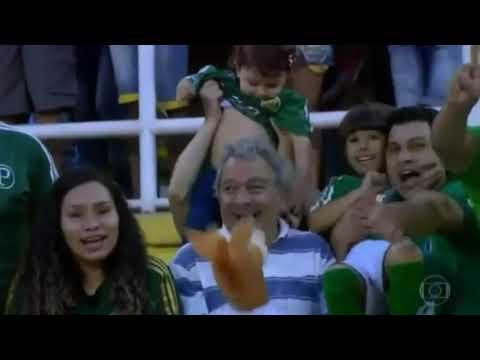 Gols da 20 Rodada do Brasileirão - 13/08/2017