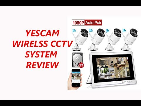 YESKAM 2TB Wifi Security Camera System On a Budget In Depth Review