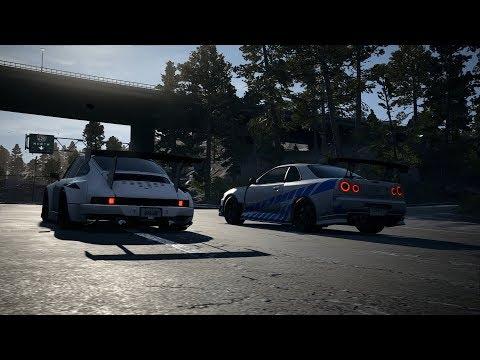 Need For Speed Payback - Silver 6 Race League & Boss Race Walkthrough [Hard Difficulty]