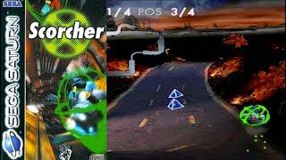 Scorcher  ( Sega Saturn )
