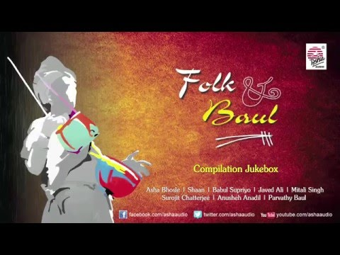 Folk & Baul | Audio Jukebox Compilation | Asha Audio