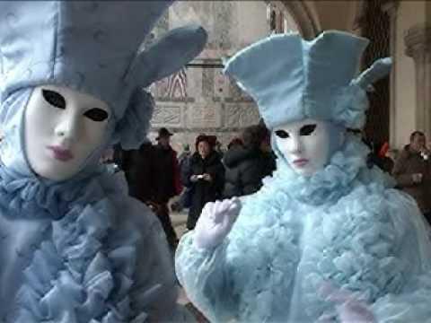 Venice Carnival 2008 - Part 1