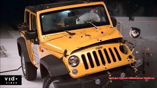 Lüks Araçların Çarpışma Testleri/Crash Test
