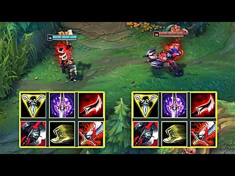 HAMMER vs CANNON JAYCE FULL BUILD FIGHTS & Best Moments!