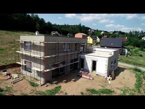 Letecká videa nemovitostí dronem - Vosa Dron