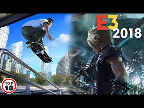 Games Missing At E3 2018