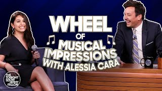 Wheel of Musical Impressions Rematch with Alessia Cara