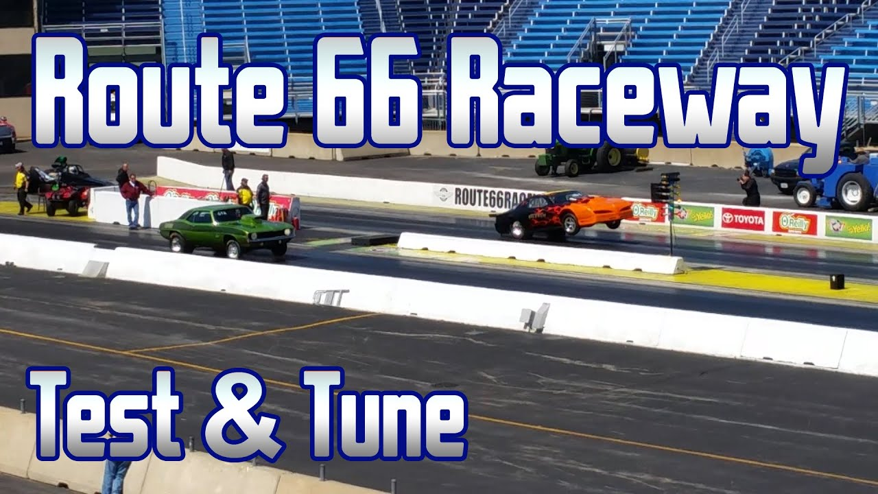 Route 66 Raceway Test Tune April 11th 2015 Youtube