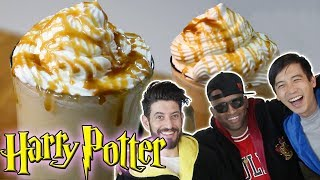We made BUTTERBEER from Harry Potter with sWooZie! thumbnail