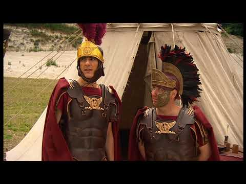 Horrible Histories  Rotten Romans   decimation as a military punishment