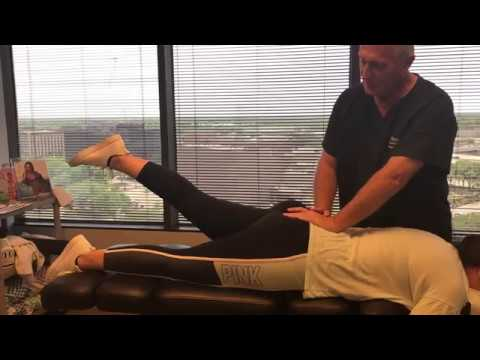 "Odessa TX Woman Gets Her First ""Johnson Chiropractic Adjustment"" At ACR LLC"