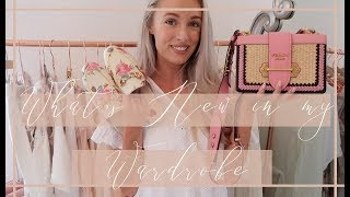 WHATS NEW IN MY WARDROBE // My New Prada! // Fashion Mumblr