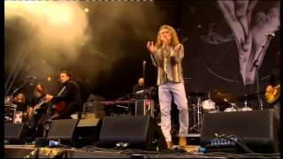 "Robert Plant ""Tin Pan Valley"""