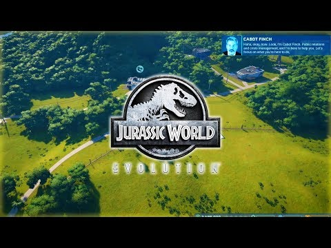 CABOT FINCH! Public Relations and Crisis Management - Sound and Gameplay Jurassic World Evolution