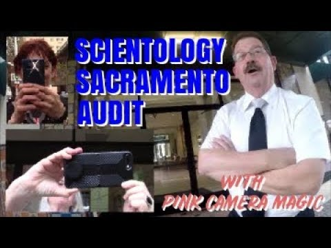 1st Amendment Audit, Scientology Sacramento: Up Close & IN PERSON!
