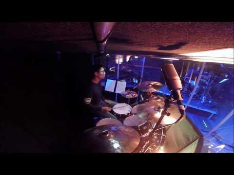 Jesus - Chris Tomlin Drum Cover by Paul...