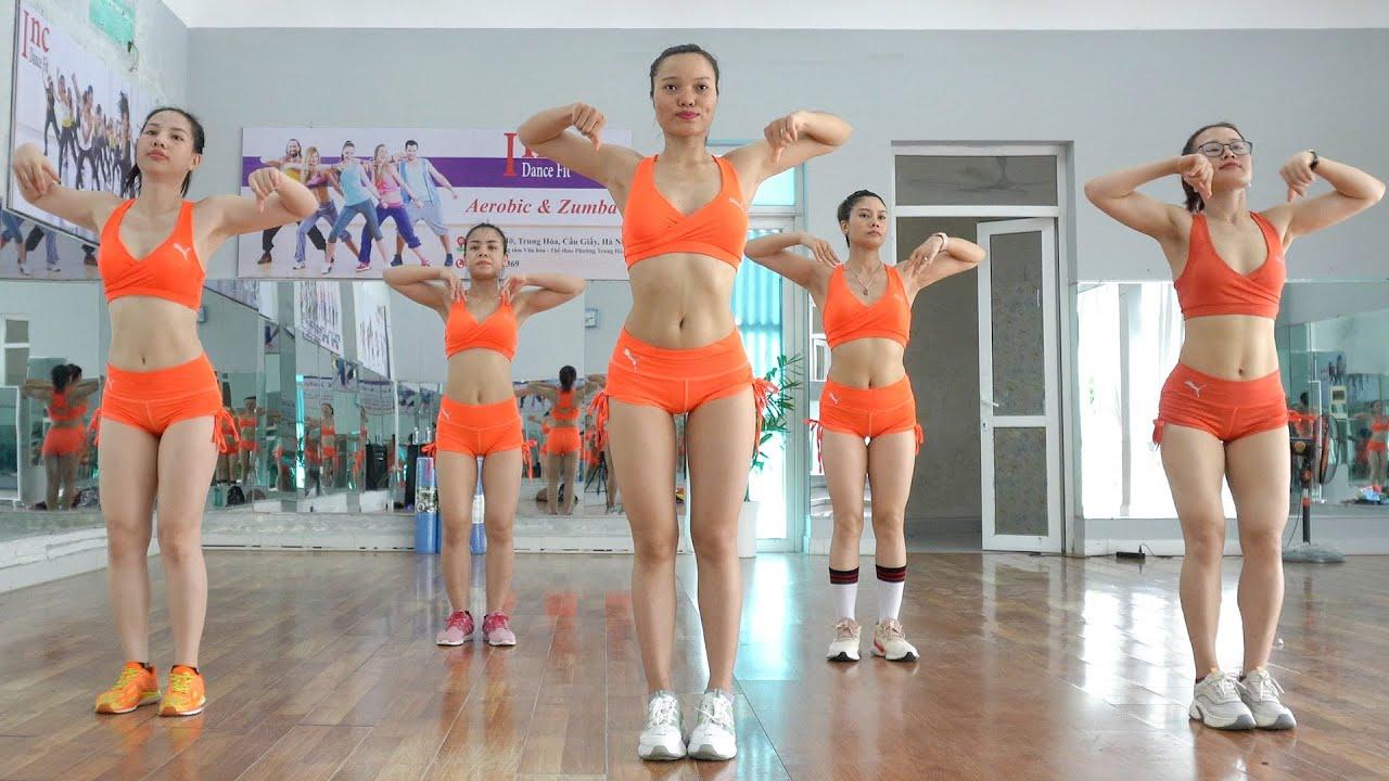 Giảm Mỡ | Giảm Cân | Eo Thon Bụng Phẳng - Inc Dance Fit
