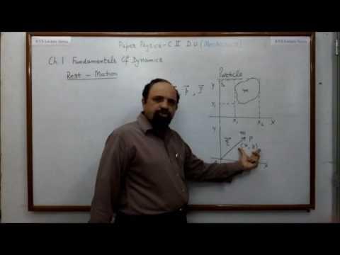 Mechanics (B Sc  Hons Physics) SEM 1
