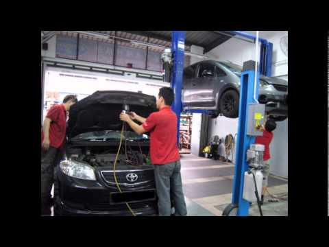 Tian Yi Motor Car Servicing Repair Singapore Youtube