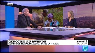 Hubert Védrine à propos de la contestation en Algérie et du génocide au Rwanda
