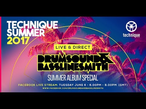 Drumsound & Bassline Smith - Live & Direct #41 - Technique Summer 2017 Album