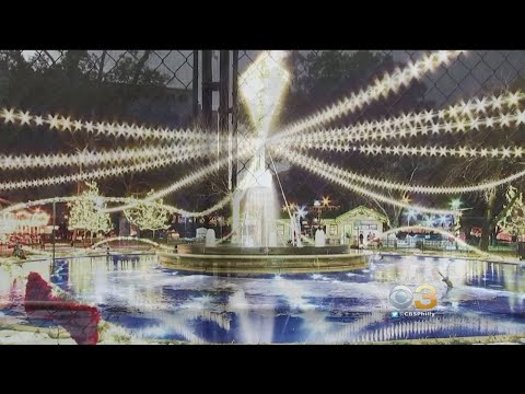 Franklin Square Fountain Getting $2 Million Facelift, Including Dancing Water Show