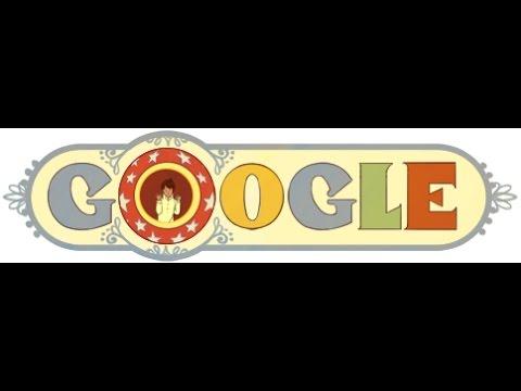 Little Nemo in Slumberland Google Doodle